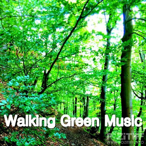 Walking Green Music (Minimal Deep Techno Edition) (2020)