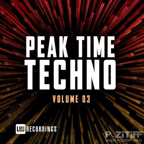 Peak Time Techno, Vol. 03 (2020)