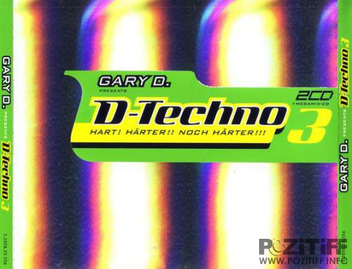 Gary D. presents D-Techno 3 [3CD] (2001) FLAC