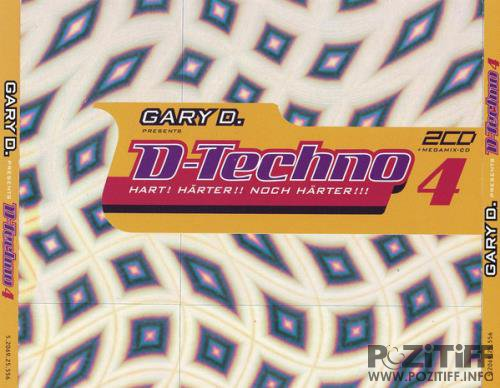 Gary D. presents D-Techno 4 [3CD] (2001) FLAC