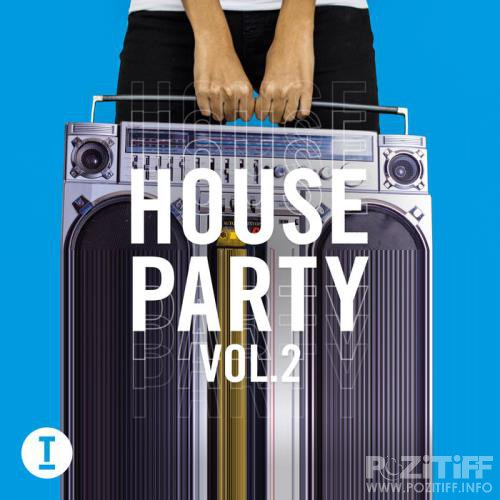 Wh0, Gene Farris, Raumakustik - Toolroom House Party, Vol. 2 (2020) FLAC