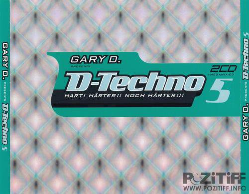 Gary D. presents D-Techno 5 [3CD] (2002) FLAC
