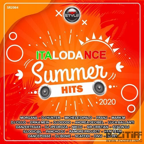 Italodance Summer Hits 2020 (2020)