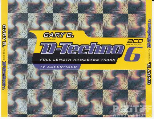 Gary D. presents D-Techno 6 [3CD] (2003) FLAC
