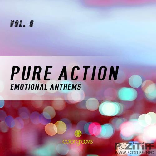 Pure Action, Vol. 5 (Emotional Anthems) (2020)