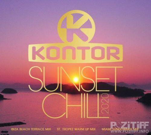 Kontor Sunset Chill 2020 [3CD] (2020) FLAC