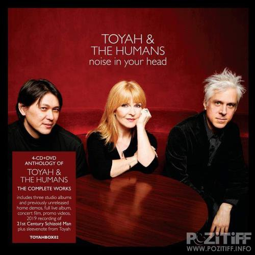 Toyah & The Humans - Noise In Your Head [4CD] (2020) FLAC