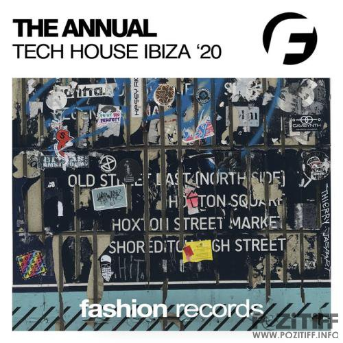 The Annual Tech House Ibiza '20 (2020)
