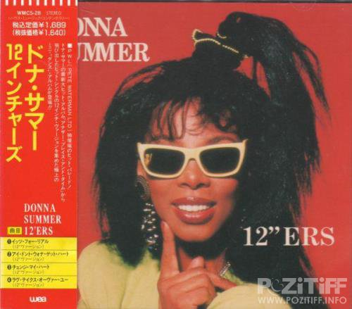 Donna Summer - 12''Ers (1990) FLAC