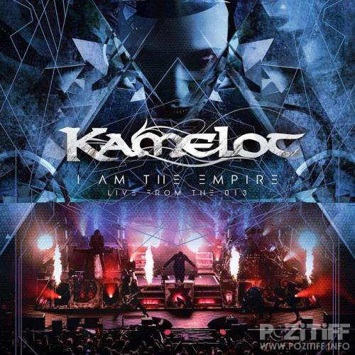 Kamelot - I Am the Empire (Live from the 013) (2020)