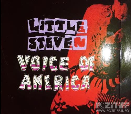 Little Steven - Voice Of America (2020) FLAC