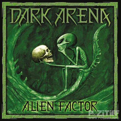 Dark Arena - Alien Factor (2020) FLAC