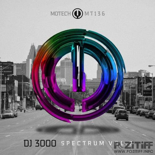 DJ 3000 - Spectrum Vol. 2 (2020)
