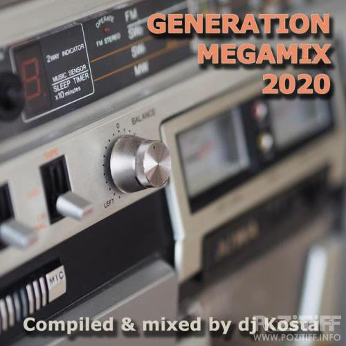 Generation Megamix 2020 (Mixed By DJ Kosta) (2020)