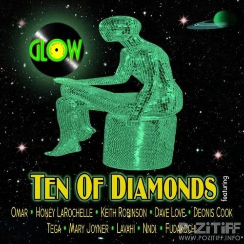 GLOW - Ten of Diamonds (2020)