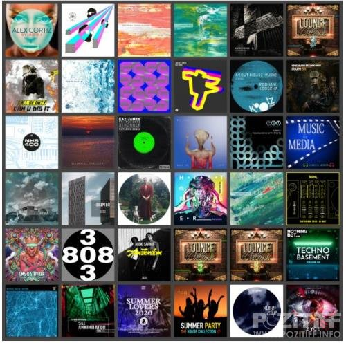 Beatport Music Releases Pack 2367 (2020)