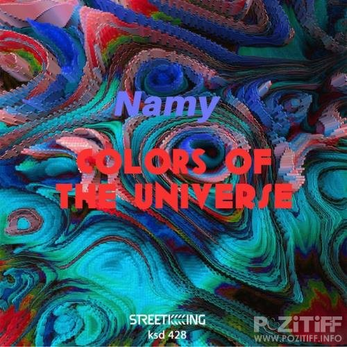 Namy - Colors Of The Universe (2020)