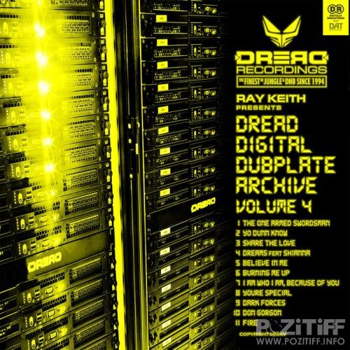 Ray Keith - Dread Digital Dubplate Archive Vol 4 (2020)