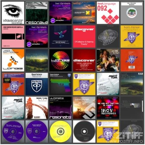 Flac Music Collection Pack 073 - Trance (1996-2020)