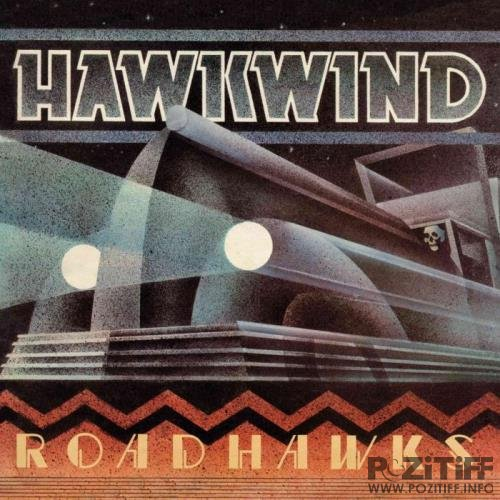 Hawkwind - Roadhawks [CD] (2020) FLAC