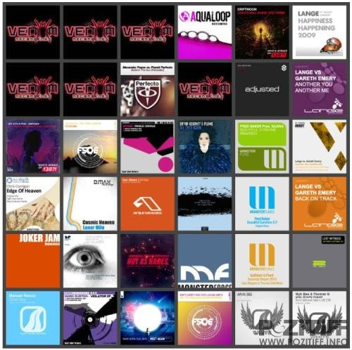 Flac Music Collection Pack 074 - Trance (2000-2020)