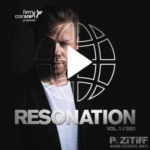 Ferry Corsten presents: Resonation Vol 1 (2021)