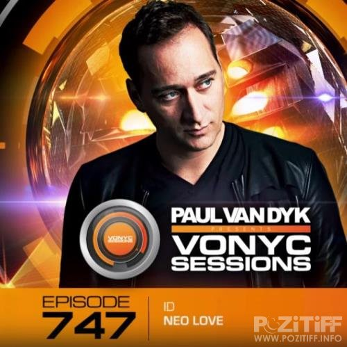 Paul van Dyk - VONYC Sessions 747 (2021-02-23)