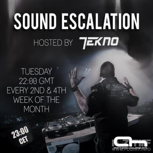 TEKNO & Suzy Solar - Sound Escalation 195 (2021-02-23)
