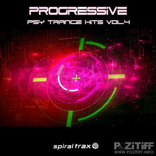 Progressive Psy Trance Hits, Vol. 4 (2021)
