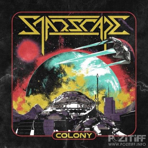 Starscape - Colony (2021)