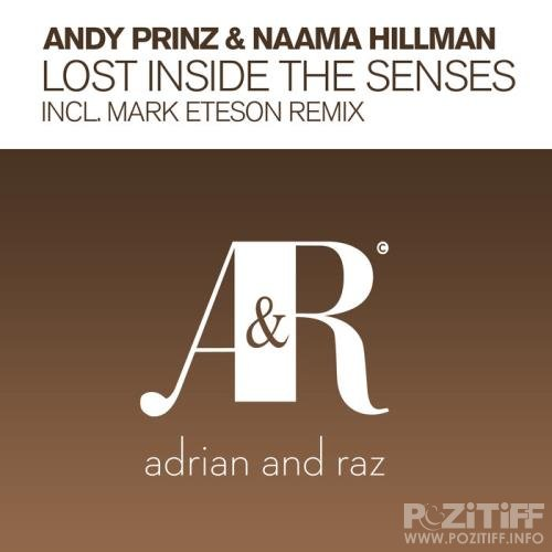 Andy Prinz & Naama Hillman - Lost Inside The Senses (2021)