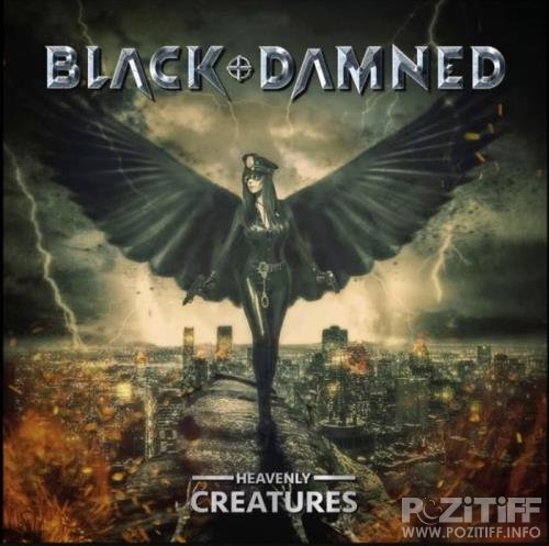 Black & Damned - Heavenly Creatures (2021) FLAC