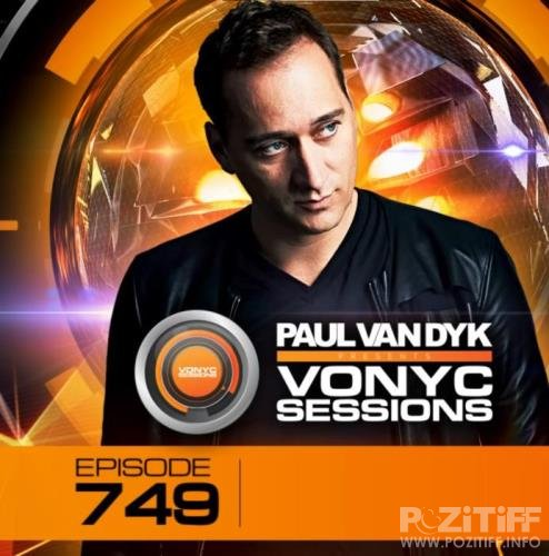 Paul van Dyk - VONYC Sessions 749 (2021-03-09)